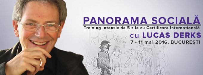 training Panorama Socială mai 2016